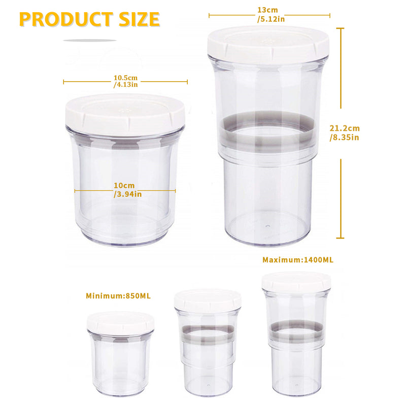 pawaca F0-3683 Food Storage Containers