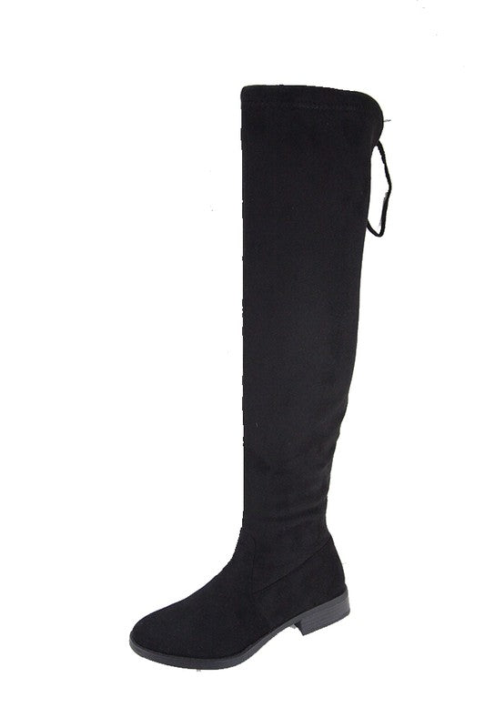 Walker Over the Knee Boot