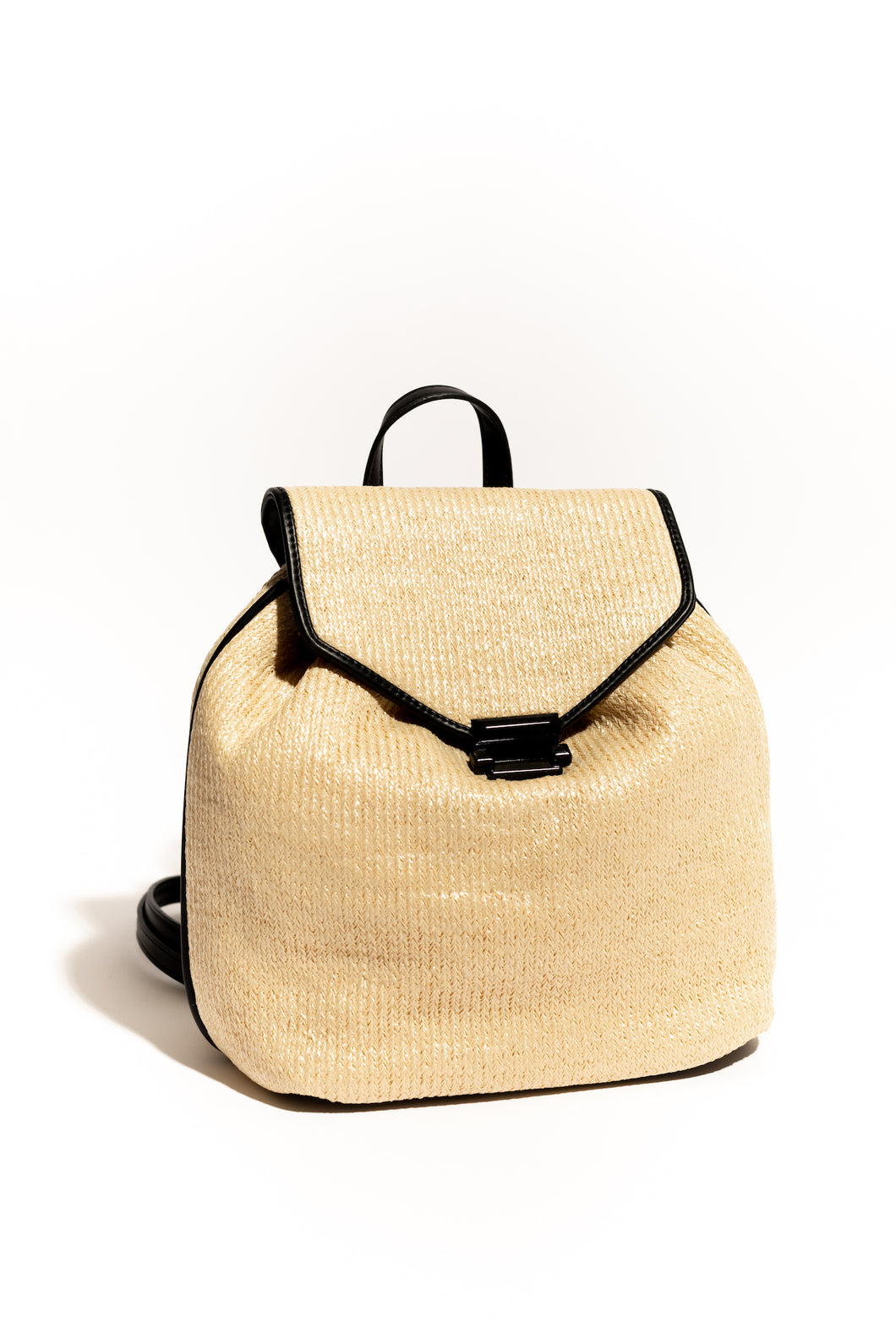 Back At It  Backpack - Natural