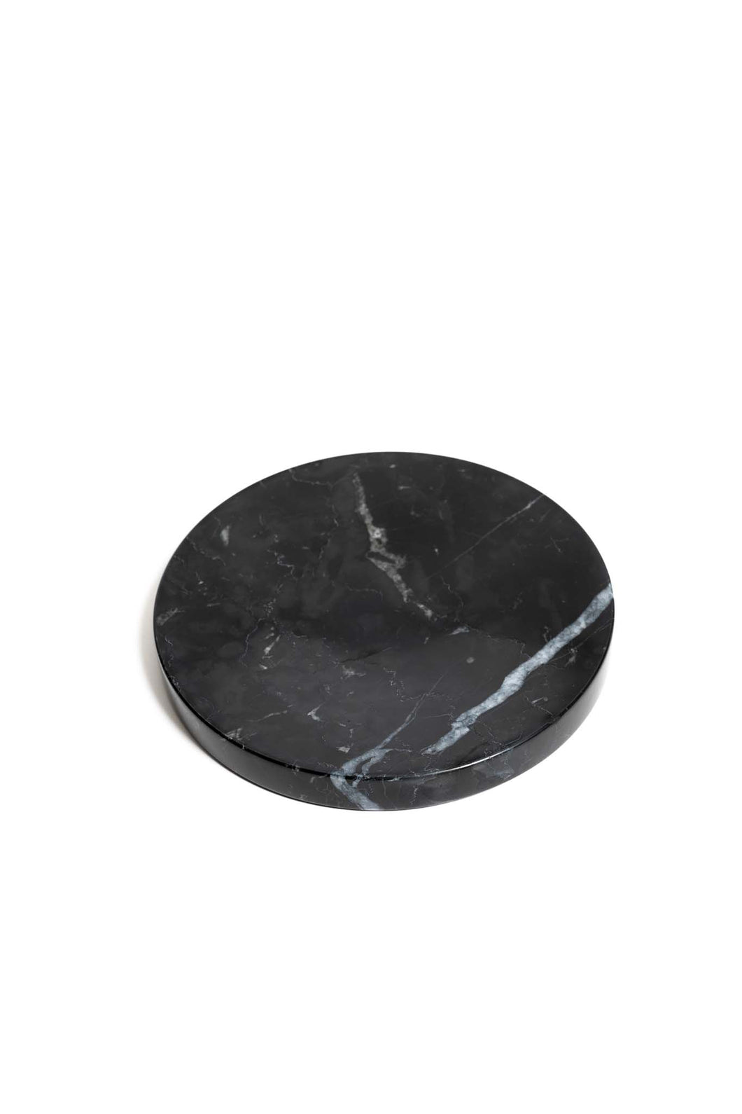 Pierson Marble Tray - Black
