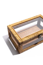 Load image into Gallery viewer, Cayman Rattan Display Case