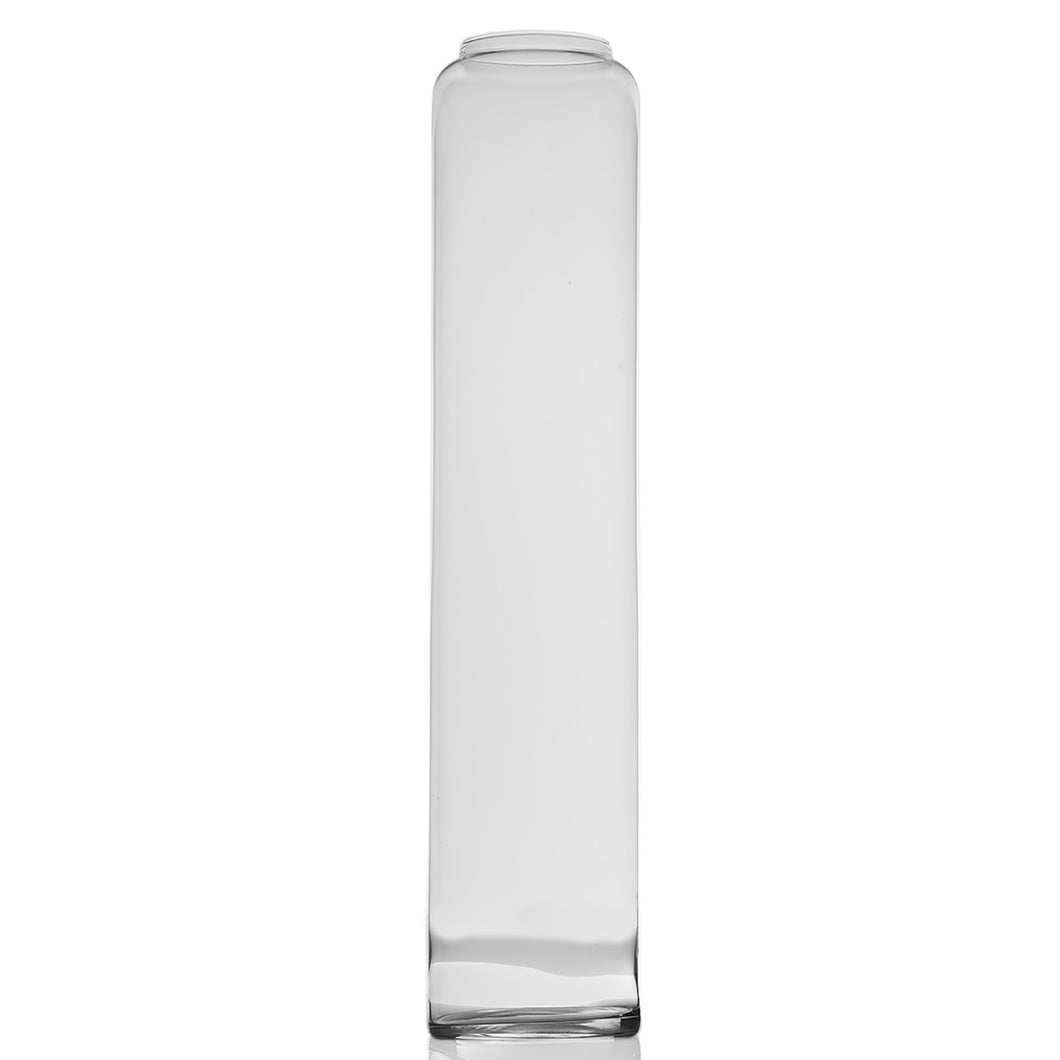 Cortina Glass Vase - Clear - Extra Large - WAREHOUSE PICKUP ONLY