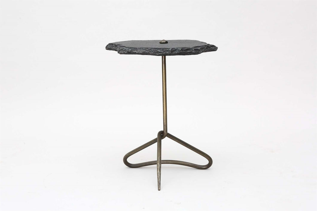 Montgomery Irregular Shaped Side Table
