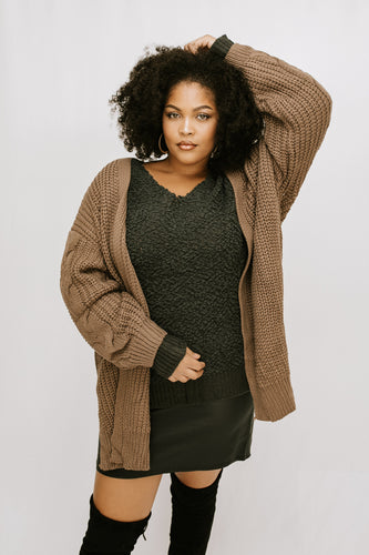 Libby Sweater - Charcoal