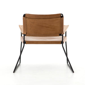 West Bank Copper Patina Chair