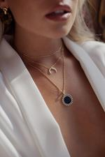 The Ky Coin Necklace - Livie Jewelry - Gold