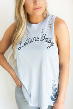 'Laters Baby' Muscle Tee