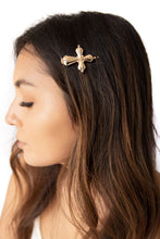 Wild Thing Hair Pin - Minc Collections - - Gold