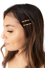 Storm Hair Pin Set - Minc Collections - Gold