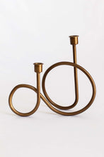 Infinite Brass Taper Holder