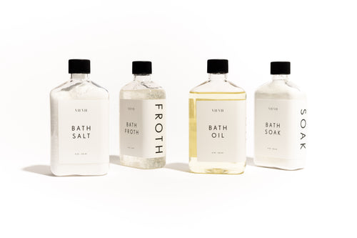 The Bath Series - Set of 4
