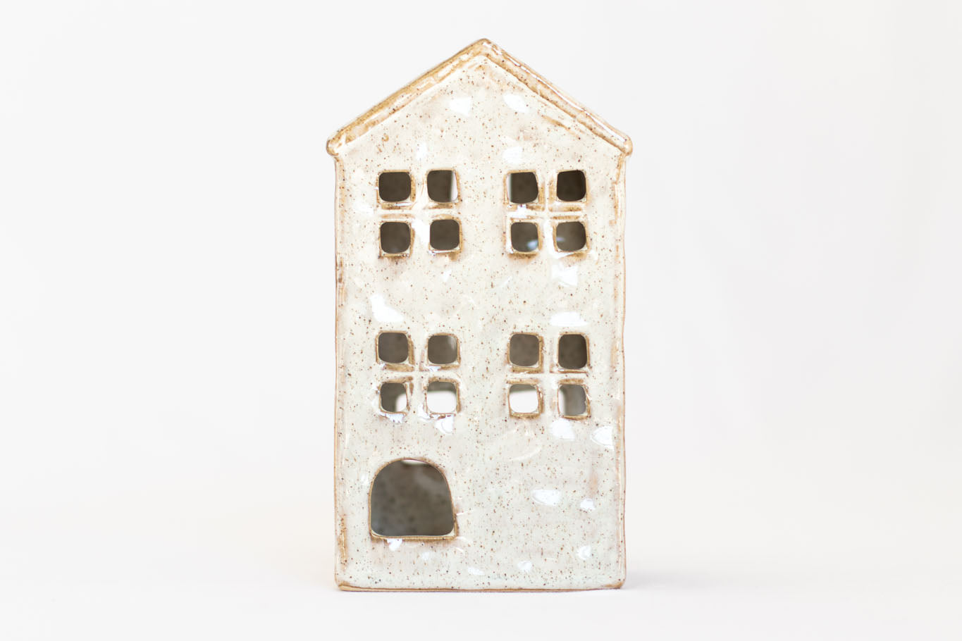 Merry Ceramic Tidy House - Large