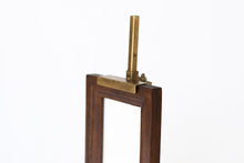 Antique Brass Display + Photo Frame Stand