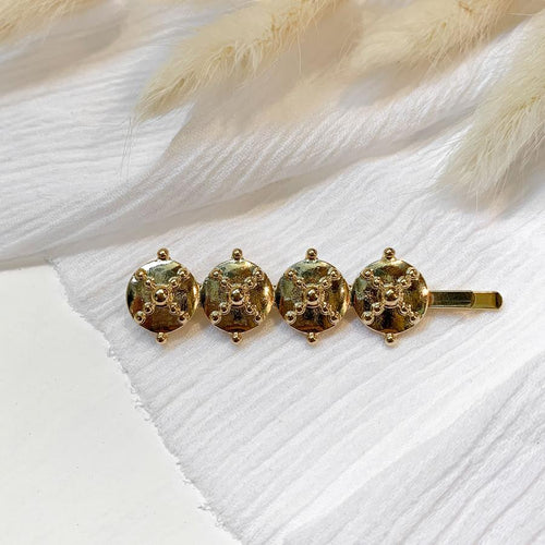 Bandit Hair Pin -  Minc Collections - Gold