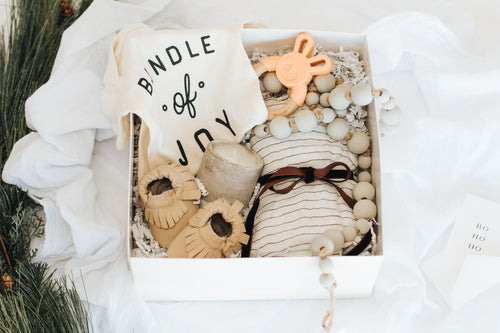 LCo Exclusive: BABY Boho Christmas Gift Box