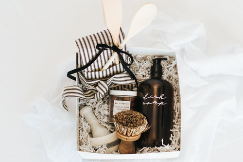 LCo Exclusive: KITCHEN Boho Christmas Gift Box