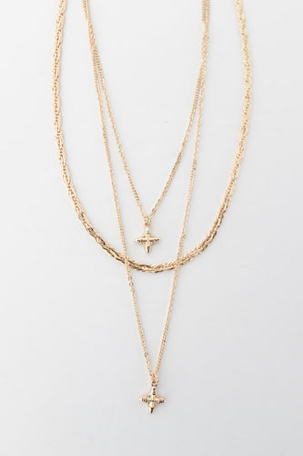 Mala Necklace - Minc Collections - Gold