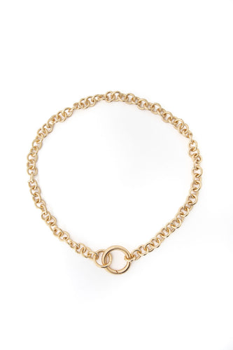 Oro Chunky Chain Bracelet - Gold