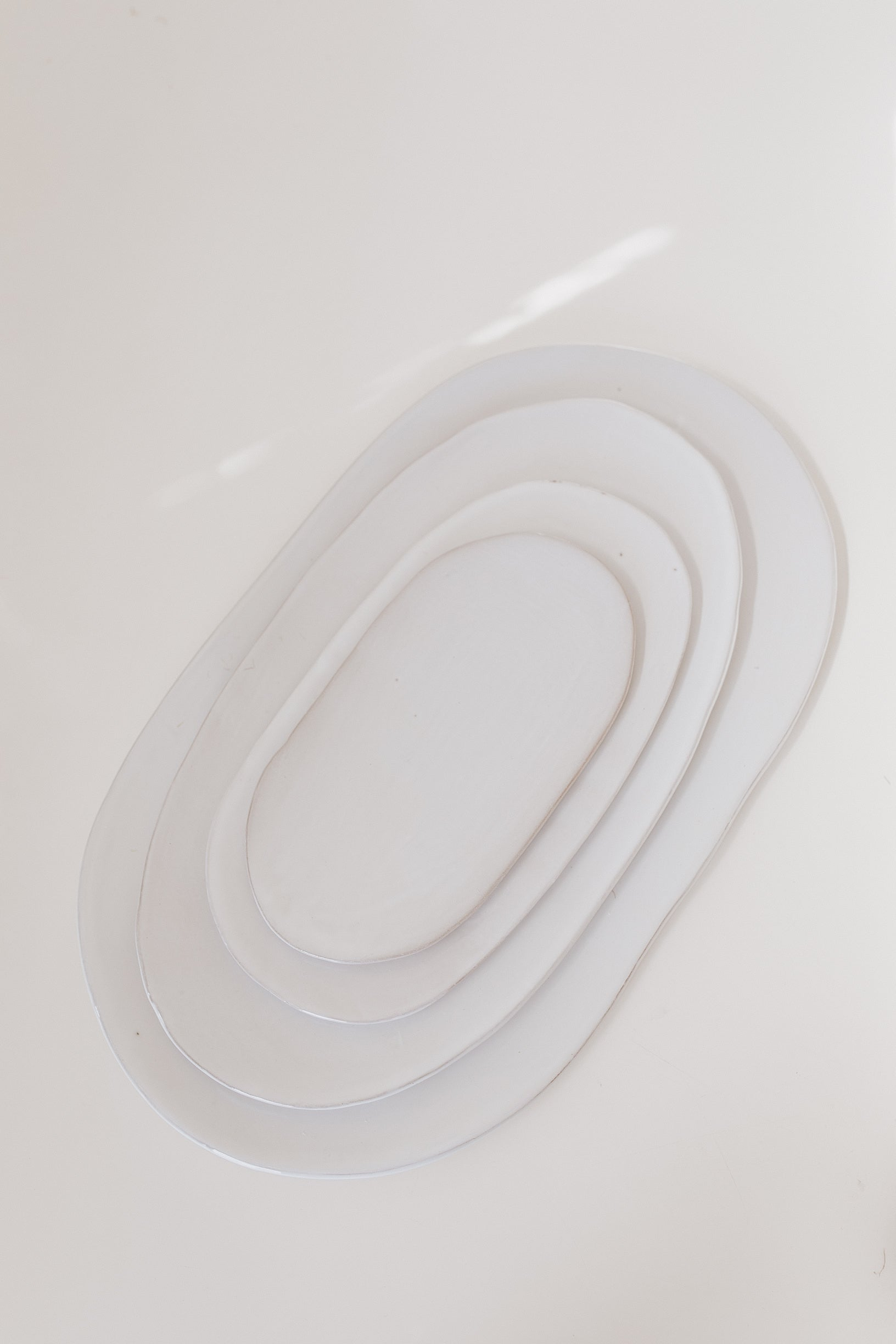 Nol Oval Plate - 4 Sizes