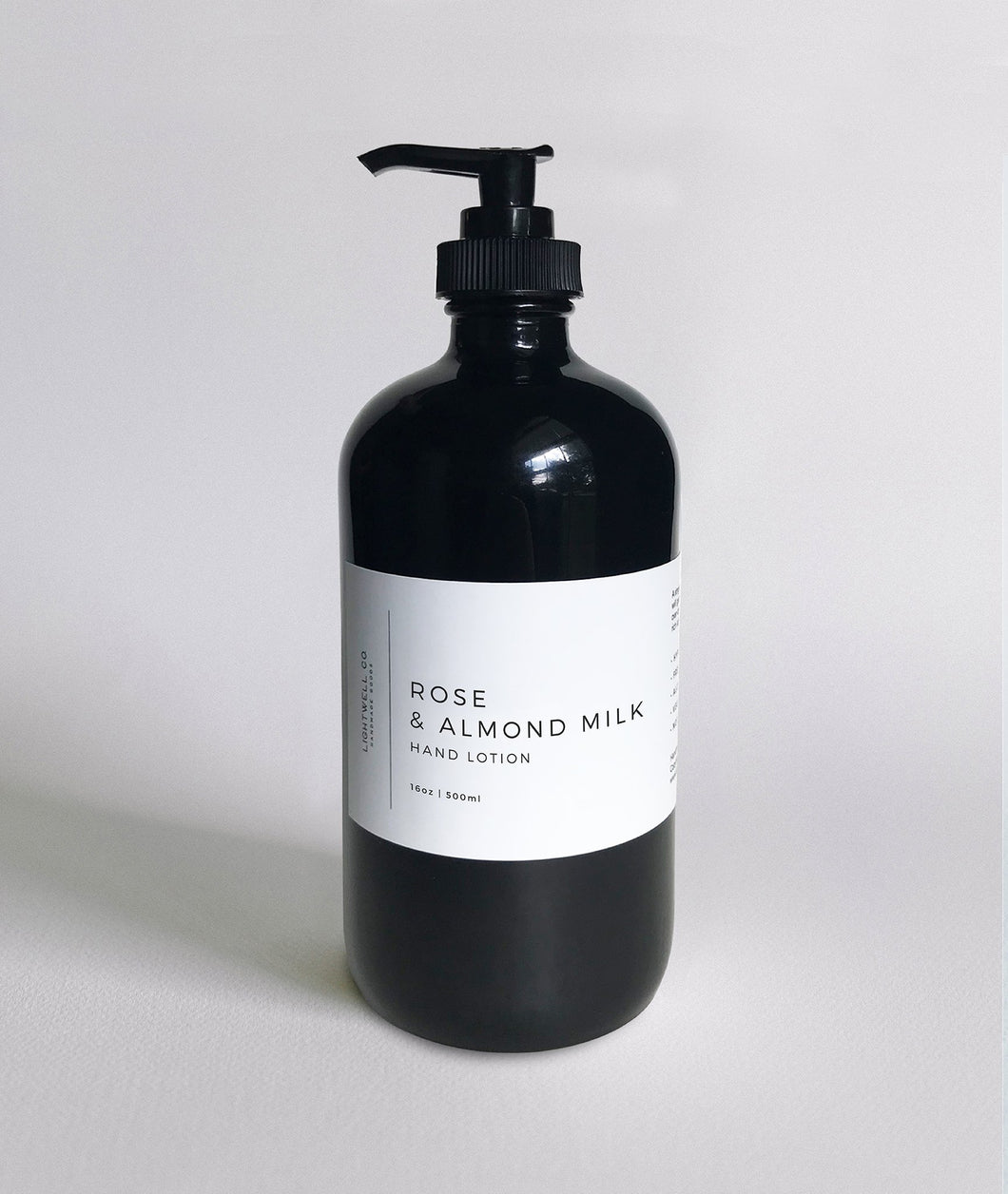 Rose & Almond Milk Hand Lotion