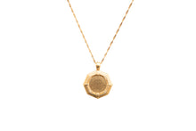 The Raye Coin Necklace - Livie Jewelry - Gold