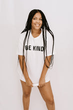 'BE KIND' Graphic TShirt - White