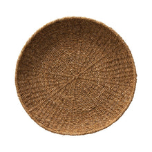 Load image into Gallery viewer, Bohemia Hand-Woven Decorative Seagrass Tray