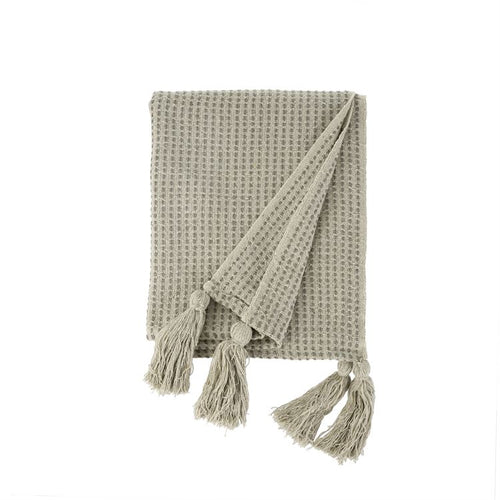 Samm Throw - Taupe