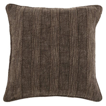 Hannah Linen Pillow - Chestnut