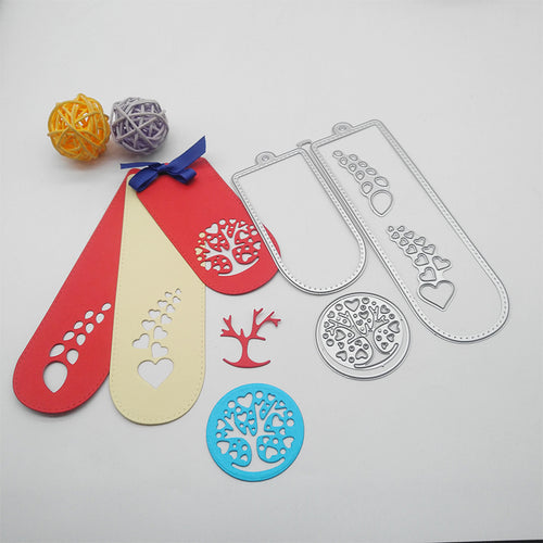 Bookmark Metal Cutting Dies  8.9*14cm
