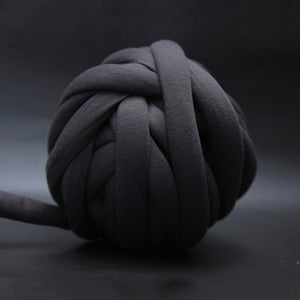 250g Super Thick Cotton/poly 20mm Chunky Yarn For Knitting
