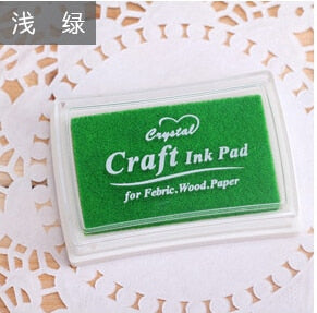 DIY Colorful Craft Ink Pad
