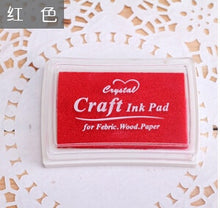 Load image into Gallery viewer, DIY Colorful Craft Ink Pad