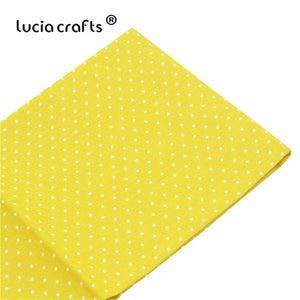 Lucia crafts 50*50cm Cotton Fabric