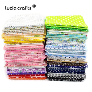 Lucia crafts 25*25cm cotton fabric