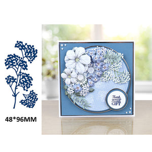 Floral Garland Metal Cutting Dies