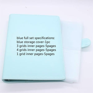 Storage Book/Album or Storage Pages for Dies