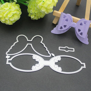 9 styles 3D Bow Frame Metal Cutting Dies