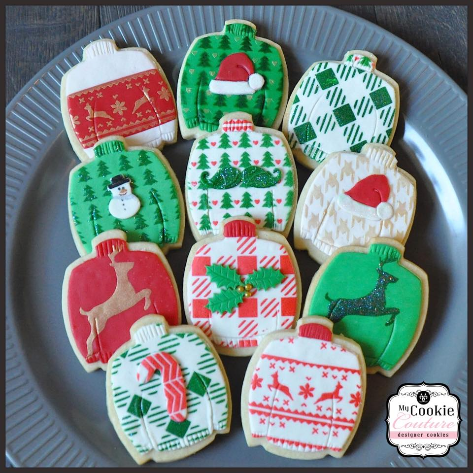 Holly Jolly Fondant Kit