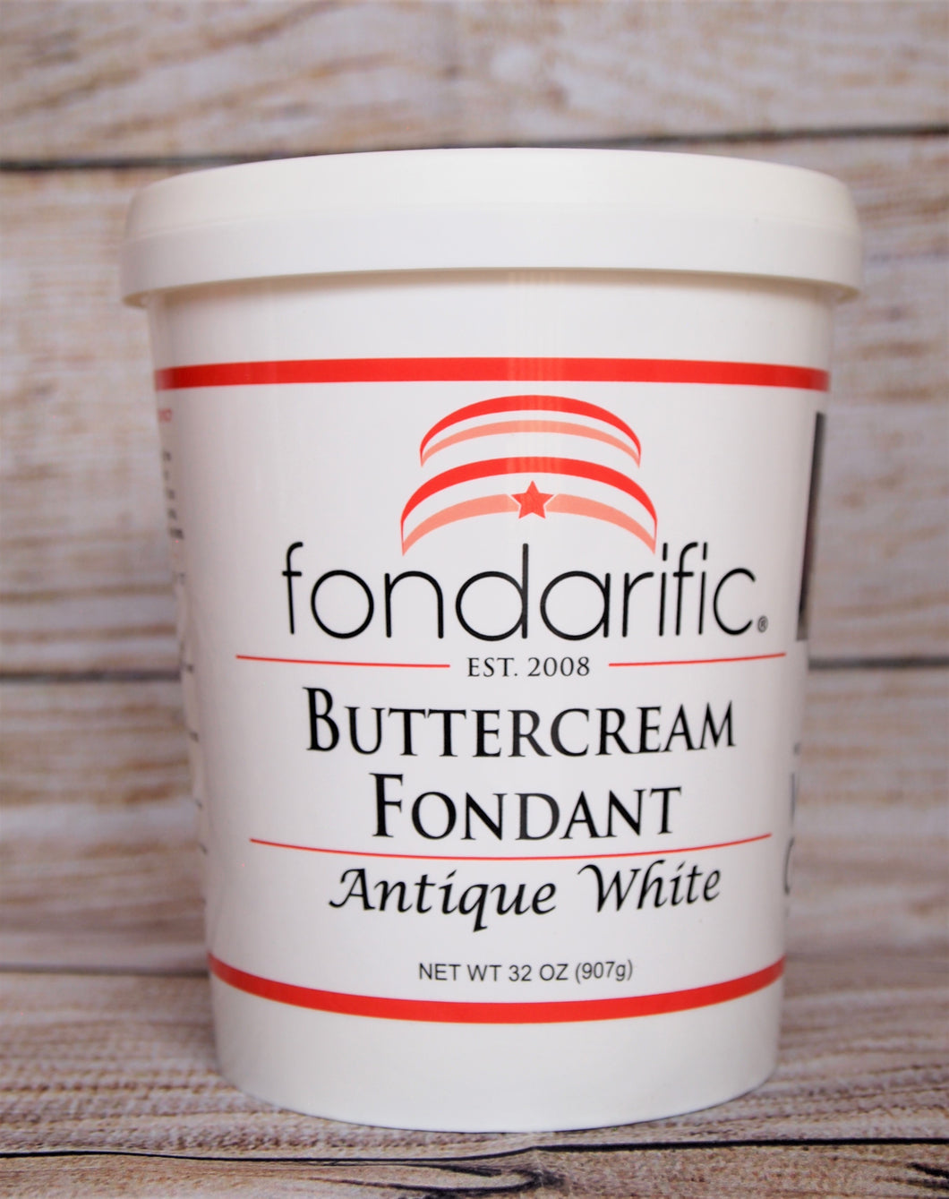 2lb Buttercream Antique White