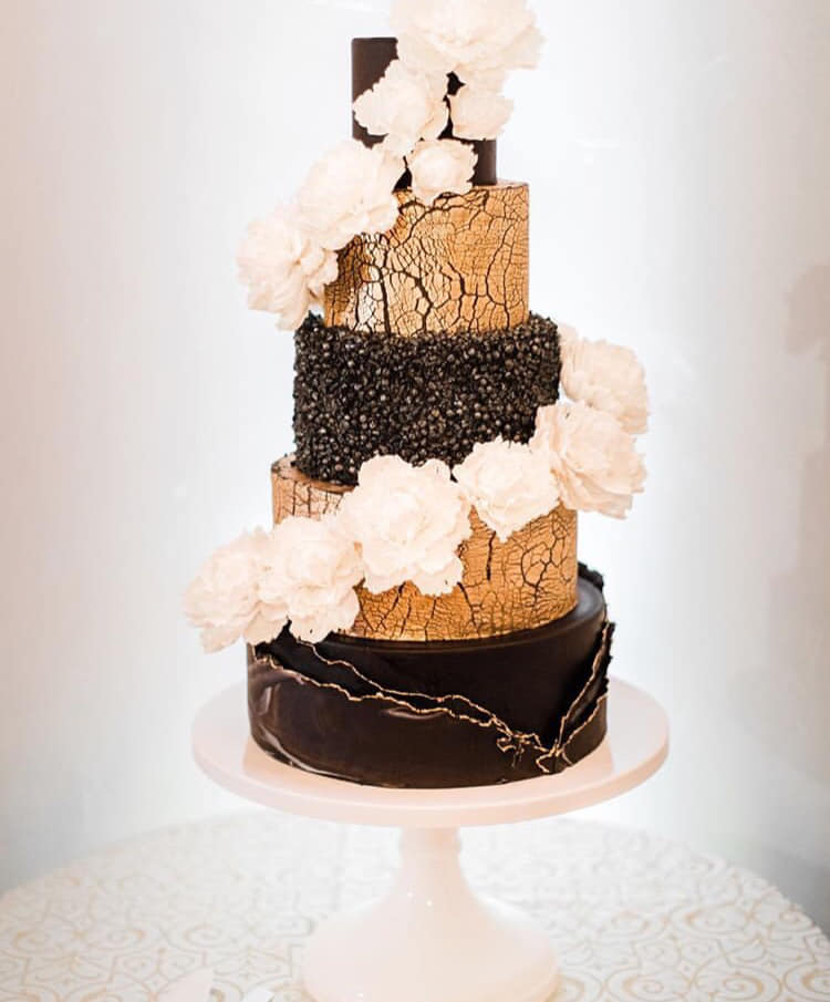 Buttercream Black