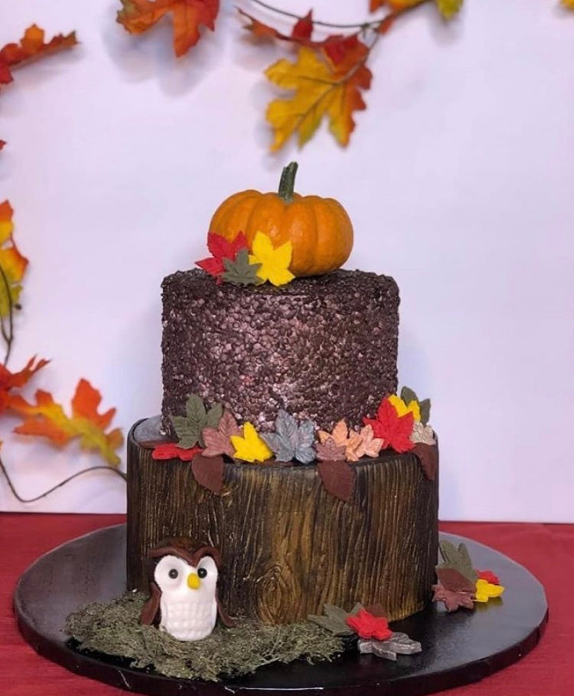 Harvest Fall Fondant Kit