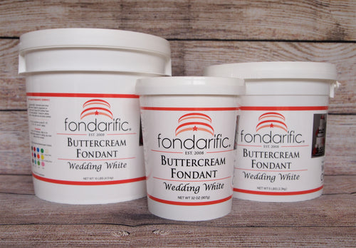 Buttercream Wedding White