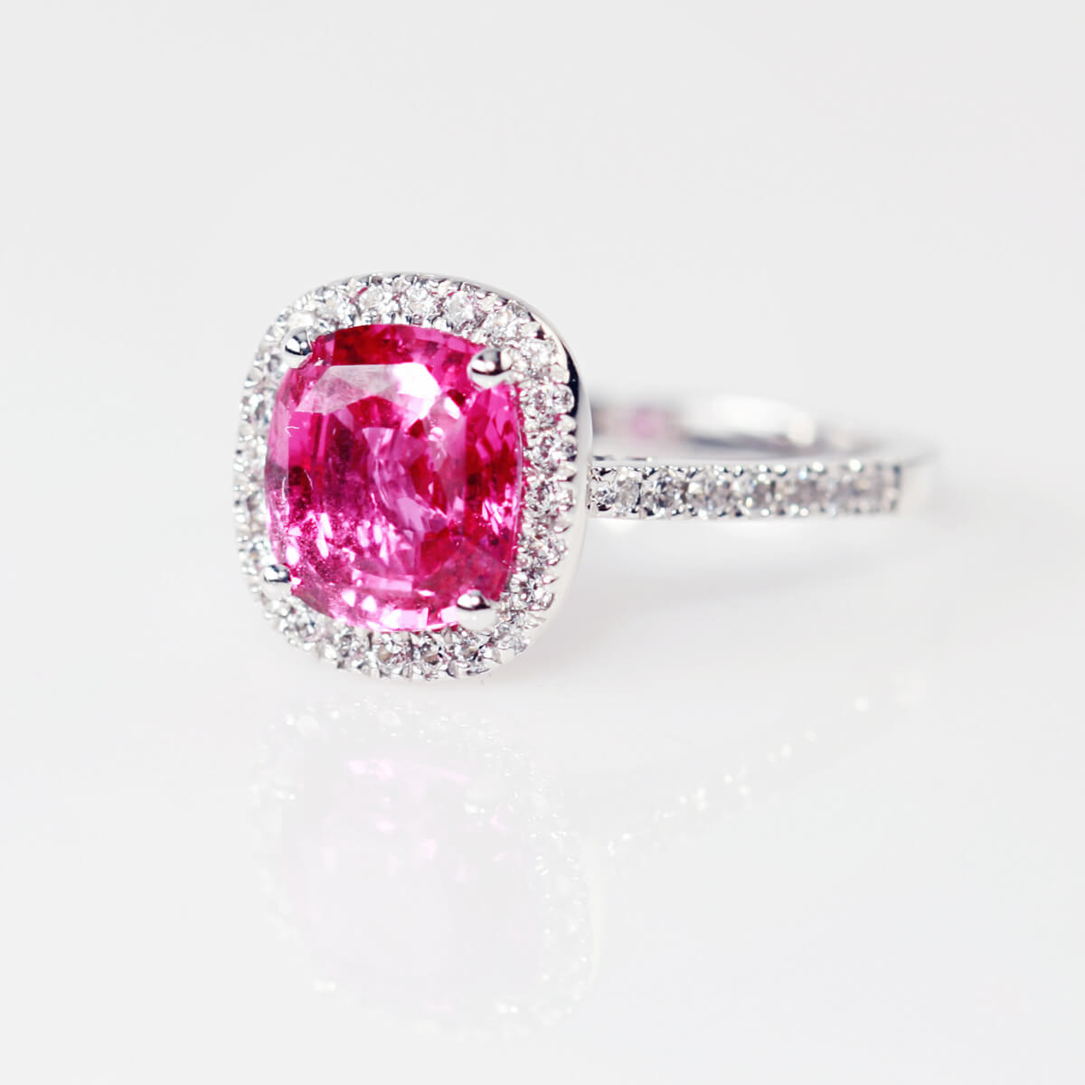 """Commission a stunning cocktail ring, both elegant and timeless"""