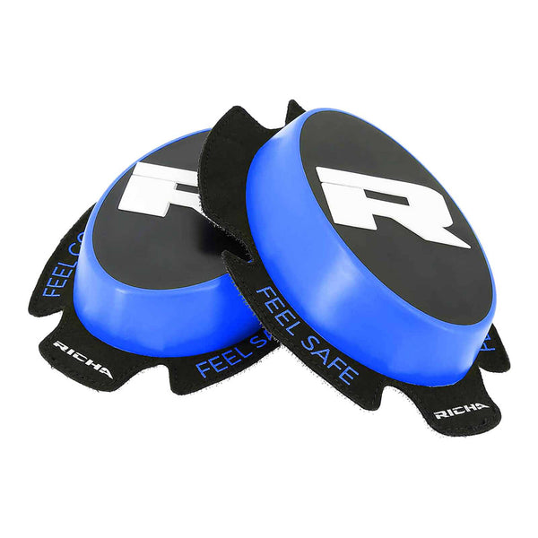 RICHA TPU KNEE SLIDERS - BLUE
