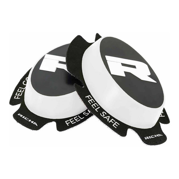 RICHA TPU KNEE SLIDERS - WHITE