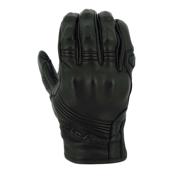 RICHA ORLANDO LEATHER GLOVE - BLACK