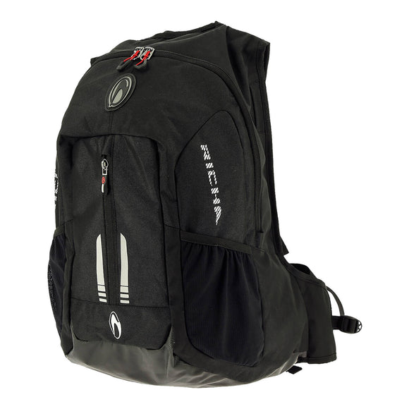 RICHA PADDOCK W.PROOF BACKPACK BLK