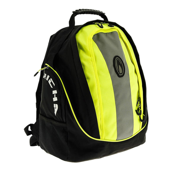 RICHA ROADTRACKER EVO BACKPACK BLK/YEL