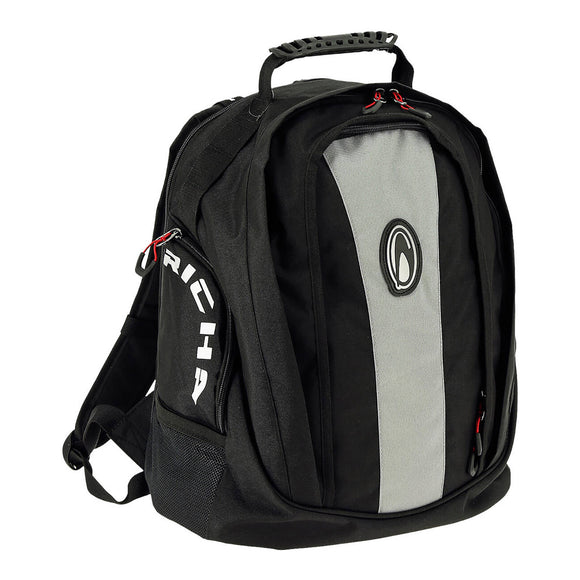 RICHA ROADTRACKER EVO BACKPACK - BLACK